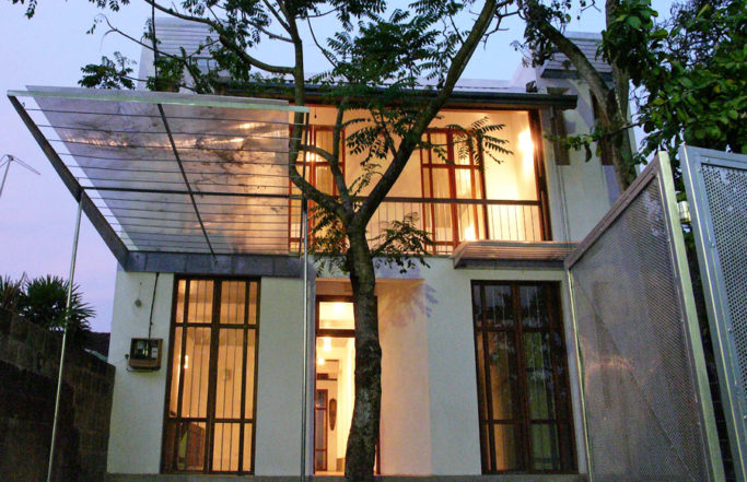 Mrirhana Road House Nugegoda