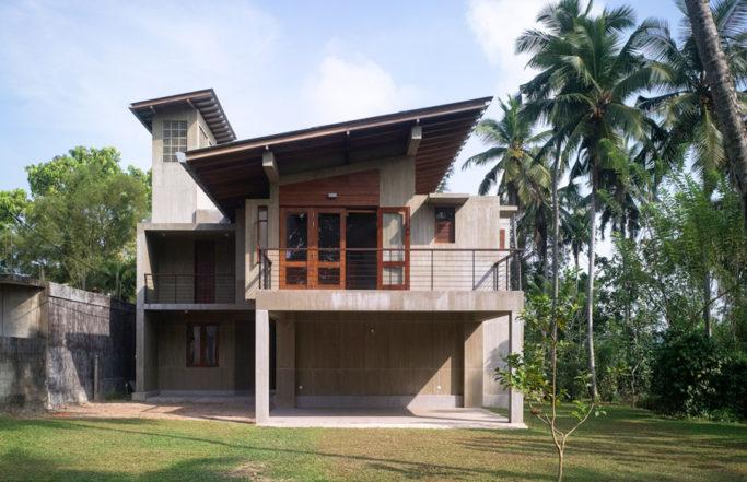 Pollwaththa House, Pannipitiya